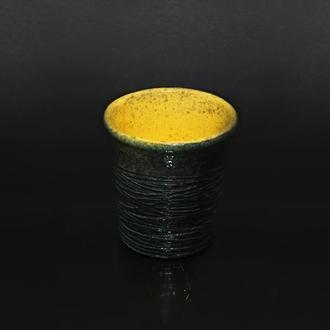 """керамический стакан """"Весенний"""""""