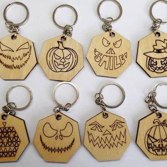 Товары  для Halloween Брелоки