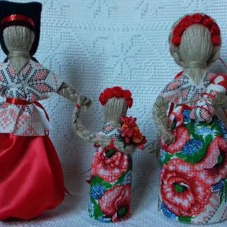 "Handmade. Мотанка ""Берегиня"", подарок-оберег в дом семье."