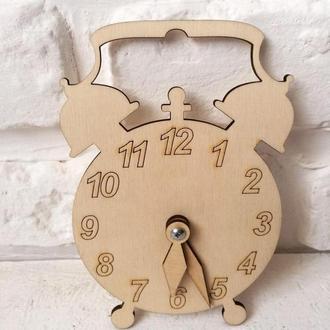 Заготовки для БизиБорда Часы, Будильник