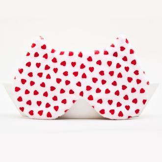 Маска для сна кошка, Подарок женщине