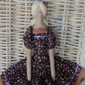 Кукла в стиле Тильда Бонни
