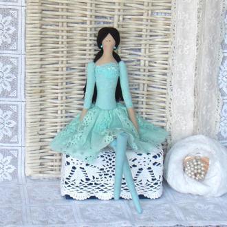 Кукла в стиле Тильда Серена