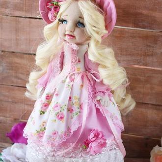 кукла из ткани Есения