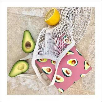 упаковочная бумага для подарков whatApaper! авокадо