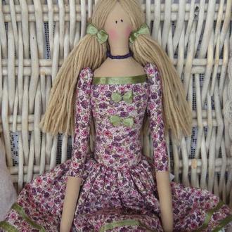 Кукла в стиле Тильда Мишель