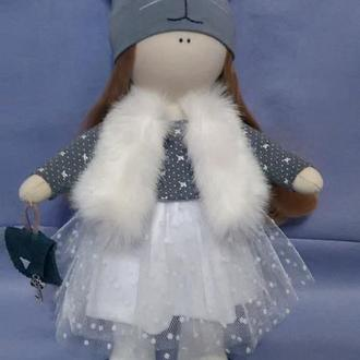Текстильная кукла