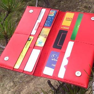 Тревел кейс — клатч, кошелек, портмоне три в одном.