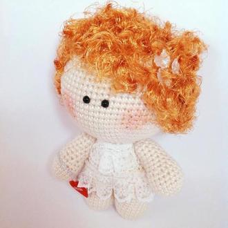 Пупсик,ангел,ангелочек,куколка,кукла,купидон,мини кукла