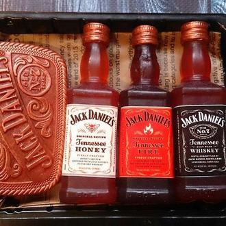 "Набор "" Виски Джек Дэниэлс с жетоном""2"