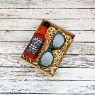 "Набор мыла ""Виски+очки"