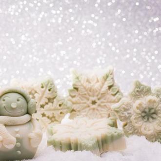 Новорічні сніжинки від Світ Мила
