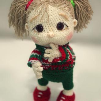 Кукла Глаша
