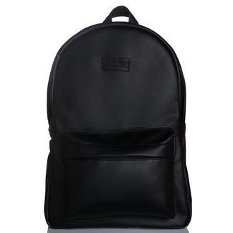 Большой женский рюкзак черный для города, учебы, путешествий