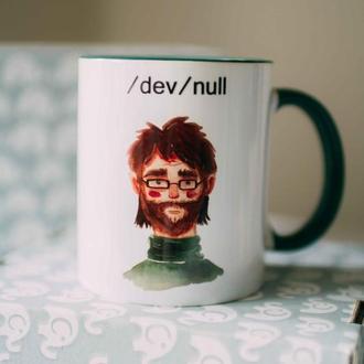 "Чашка ""dev/null"""