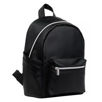 Дизайнерский рюкзак женский вместительный черный