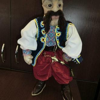 Казак Иван Сирко - кукла копия