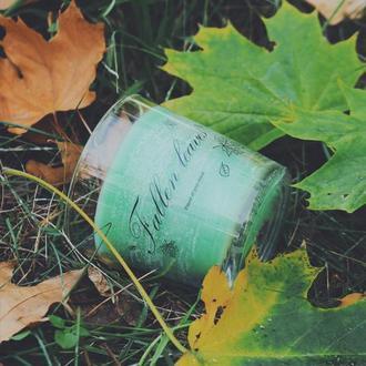 """Ароматические свечи  с ароматом """"Опавшие листья"""""""