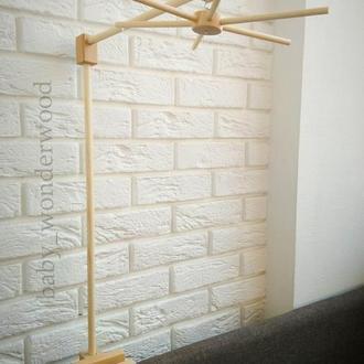Кронштейн с крестовиной для детского мобиля