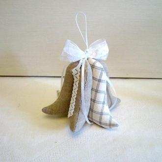 Текстильний дзвіночок