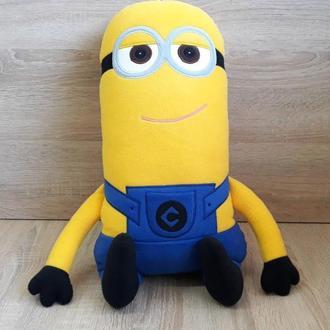 Мягкая игрушка - подушка Миньон Кевин