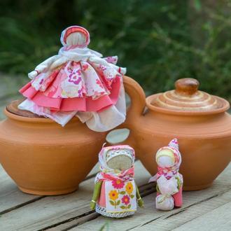 Куклы мотанки в наборе