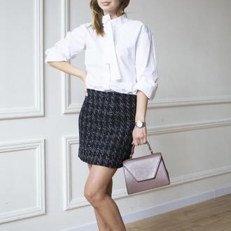 юбка в стиле Chanel