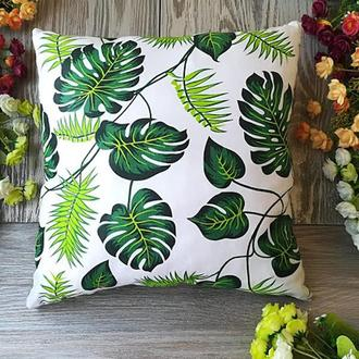 Подушка тропики