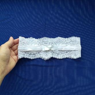 Уникальная подвязка невесты , свадебные подвязки , подвязки на ногу
