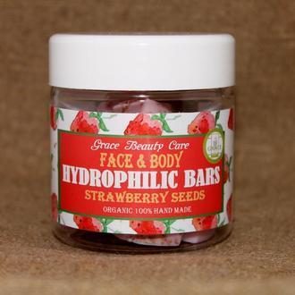 Гидрофильные плиточки для лица и тела