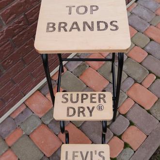 Трансформирующийся стул-стремянка Top Brands