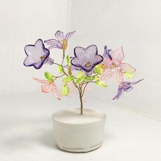 """Декоративное дерево """"Орхидея"""""""