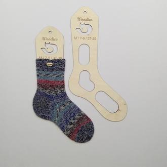 Блокираторы для носков - Лисичка - Размер M