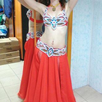 костюм для танца живота