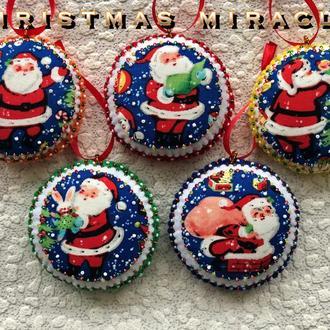 Елочные игрушки новогодние украшения новогодний декор