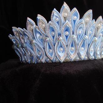"Новогодняя корона ""Снегурочка"""