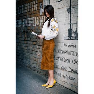 45015f994a36 Дизайнерская одежда и обувь ручной работы для женщин – Crafta.ua ...
