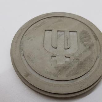 Primecoin  подставка под чашку Primecoin из бетона - серый