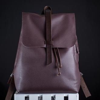 Кожаный рюкзак Глория