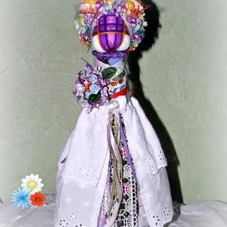 Кукла На удачное замужество, или Невеста, или Длинношейка.