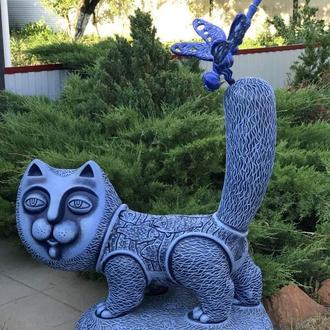 """Скульптура садовая """" Кот"""""""
