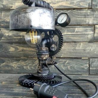 """Настольная лампа """"Штурман фрегата"""""""