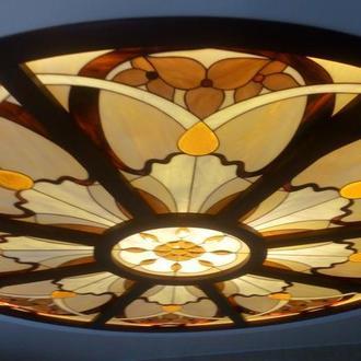 Световые панели, перегородки, потолки