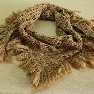 Бактус / шаль-шарф