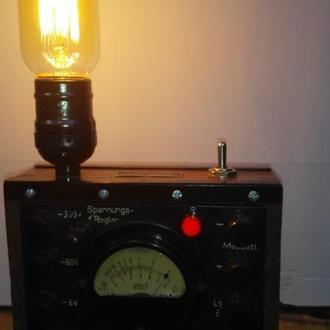 Светильник переделан с Немецкого прибора 1940г