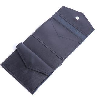 Кожаный кошелёк/портмоне (унисекс)