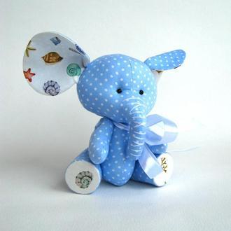 Маленьке слоненя, подарунок на Миколая.