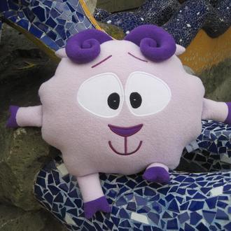 Мягкая игрушка - подушка Смешарики Бараш