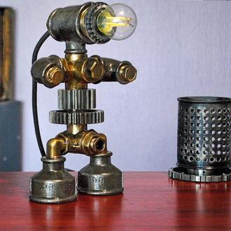 """Настольная лампа """"Опытный лоцман"""""""