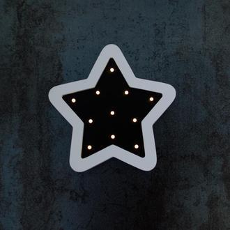 Ночник Звезда 20х20 см